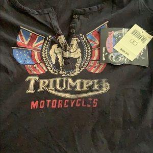 Lucky Brand Triumph tee shirt